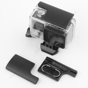 plastic housing lock buckle replacement for gopro hero 3