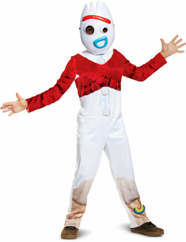 Licensed Toy Story 4 Forky Classic Movie Characters Costume Child Boys 23664