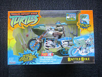 2004 Tmnt Leonardo Battle Bike - Sealed
