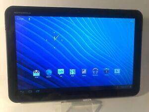 Motorola XOOM Tablet MZ604 Wi-Fi 10.1in - Negro Android