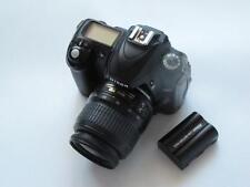 Nikon D D50 6.1MP Fotocamera Reflex Digitale con Obiettivo 18-55mm - Nero