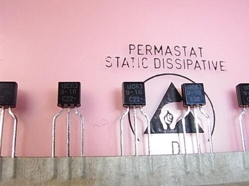BC639 BC639-16ZL1G NPN Transistor 80V 1A TO-92 ONS 5pcs