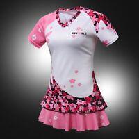 Summer Cherry Women's Cycling Swing Skirt Bike Sportwear Bicycle Jersey Dress