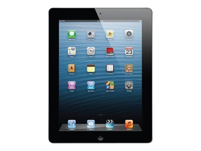 Apple iPad 2 16GB, Wi-Fi, 9.7in - Black (MC769C/A)
