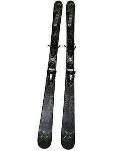 162cm-Twin-tip-Skis-Hand-made-in-Austria-XTremeGPO-Tyrolia-bindings-NEW