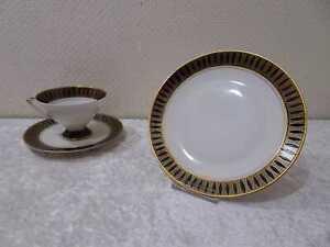 DDR Design Schierholz Porzellan Sammelgedeck Vintage um 1960/70