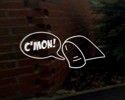 C/'MON CHERRI Car Decal Sticker Opel Corsa Astra Vectra VXR SRi SXi CDTi OPC
