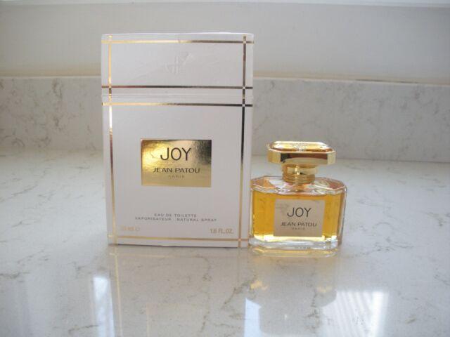 Joy Jean Patou Paris eau de toilette 1.6 oz. spray new in box