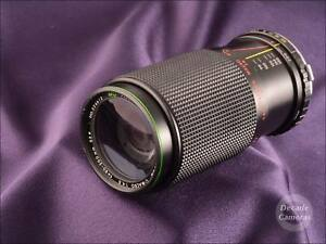 SALE-Olympus-OM-Mount-Hanimex-80-200mm-Constant-f4-5-Zoom-7546