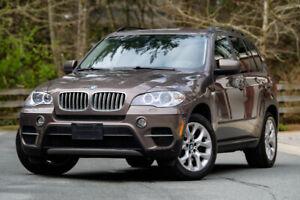 BMW X5 2013 Diesel xdrive35d - Low Mileage