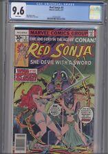 Red Sonja #3 (May 1977, Marvel)