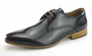 Chaussures Frank Lacets À Brillant Pointus Oxford Très Shoreditch James Hommes AxqwaUzA