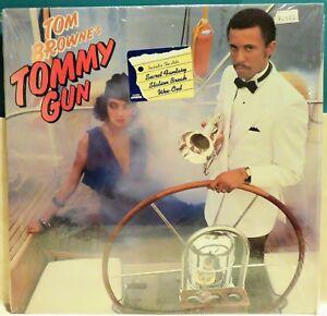 Tom Browne's TOMMY GUN (AL 8-8249). 1984 Electronic Funk/Soul.