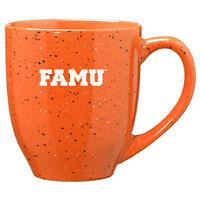 Florida A&m University - 16-ounce Ceramic Coffee Mug - Orange