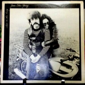 JESSE COLIN YOUNG Love On The Wing Album Released 1977 Vinyl/Record  Collection