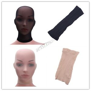 Unisex Men Breathable Sheer Stockings Headgear Pantyhose Hood Role Play Costume