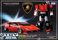 Transformers Masterpiece MP-12 Lambor Sideswipe Takara