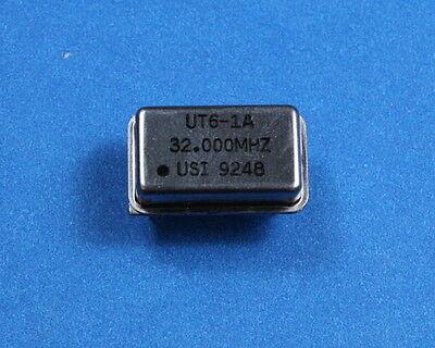 LOT OF 100 USI OSCILLATOR 32MHZ UT6-1A-32.000MHZ