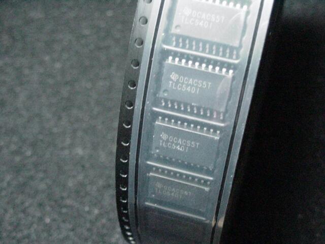 [ QTY 10 ] TLC540I 8-BIT Analog-to-Digital Converter (ADC) Texas Instruments