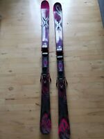 Carvingski, K2, str. 160, K 2 dame ski. All