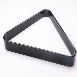 Utilidad-8-Ball-Pool-mesa-de-billar-rack-triangulo-plastico-tamano-estan-QA