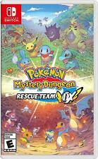 Pokémon Mystery Dungeon: Rescue Team DX -- Standard Edition (Nintendo Switch)
