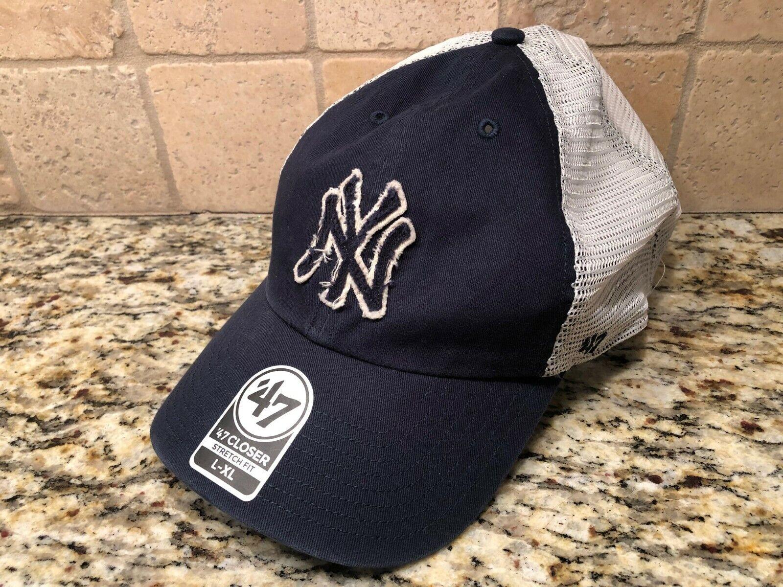 47 Brand Snapback Cap MVP New York Yankees navy