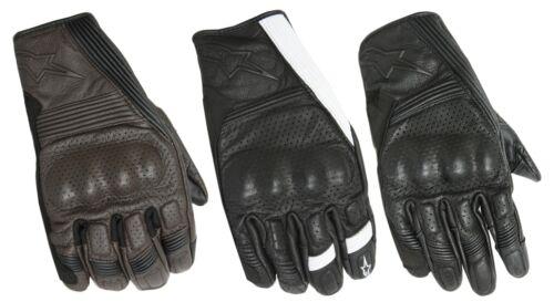 ALPINESTARS MUSTANG v2 Moto Guanti Estate URBAN CITY guanti di pelle
