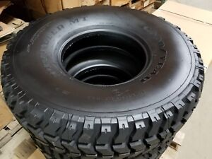 Details about NEW HUMVEE HMMWV TIRE WITH GOODYEAR M998 HUMMER H1  37X12 5X16 5 RADIAL