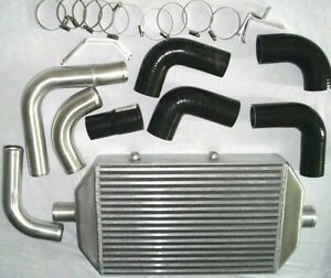 Upgraded-Front-Mount-Intercooler-Kit-Set-for-Ford-Ranger-PK-2006-2011