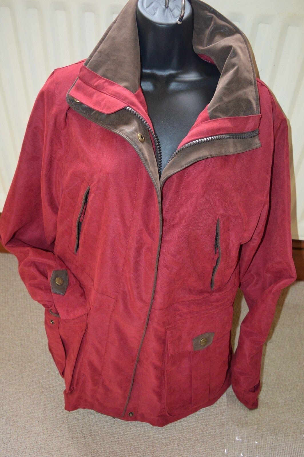Baleno Country Lifestyle Coat Size 14