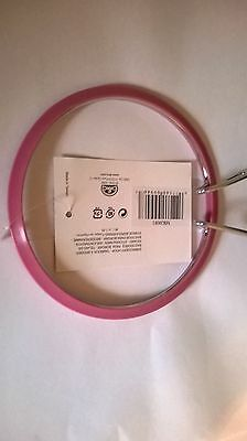 MK0082 FREE UK P/&P DMC EASY CLIP PLASTIC EASY TO USE CROSS STITCH  HOOP 7/""