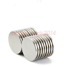 5 50pcs 22mm X2 Mm Super Strong Round Magnets Disc Rare Earth Neo Neodymium N50