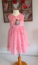 Disney Store Pink Princess Party Dress Beautiful Immaculate Condition Age 3 ��