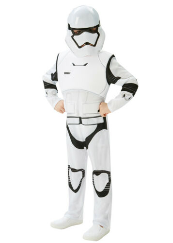 Kids Star Wars Deluxe Stormtrooper Costume