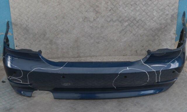 BMW 5 Series E60 Saloon Pare-Choc Arrière Pdc Mysticblau Mystique Bleu Métallisé