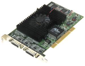 MATROX-MGI-G45X4QUAD-B-128MB-PCI-DVI