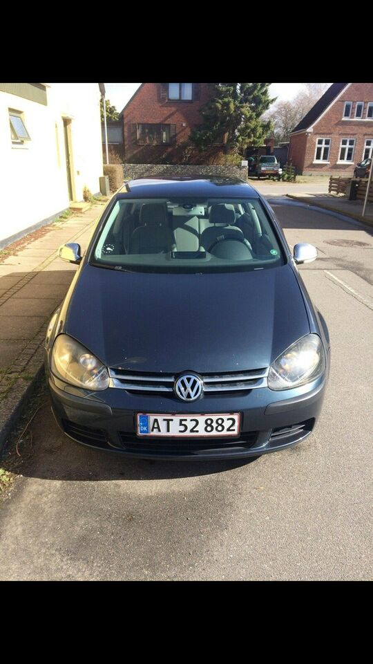 VW Golf V, 2,0 TDi 140 Sport, Diesel