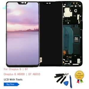 OLED-For-OnePlus-6-6T-7-LCD-Display-Screen-Touch-Digitizer-Assembly-ARUS