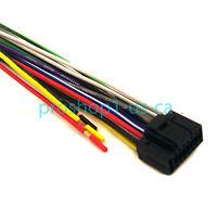 kenwood wiring harness kdc 255u kdc 4022 krc 802 krc 993 kdc 9023r kdc mp4028 ebay