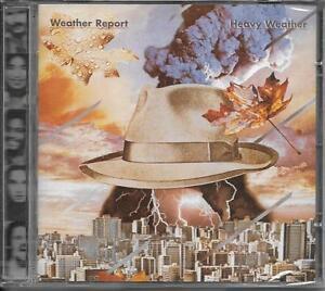 CD-8T-WEATHER-REPORT-HEAVY-WEATHER-DE-1997-NEUF-SCELLE-Columbia-CK-65108