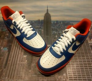 Details about Nike iD Air Force 1 Low NYG New York Giants NFL Size 14 Mid High AQ3774 991 New