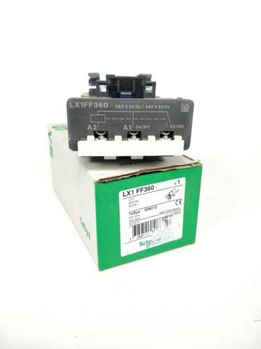 contactor coil 440V AC 60 Hz Schneider Electric LX1FF360 TeSys F LX1FF