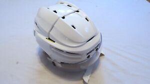 Lightly-Used-Bauer-Re-Akt-NJ-Devils-Pro-Stock-Hockey-Helmet-Size-Small-MeiGray