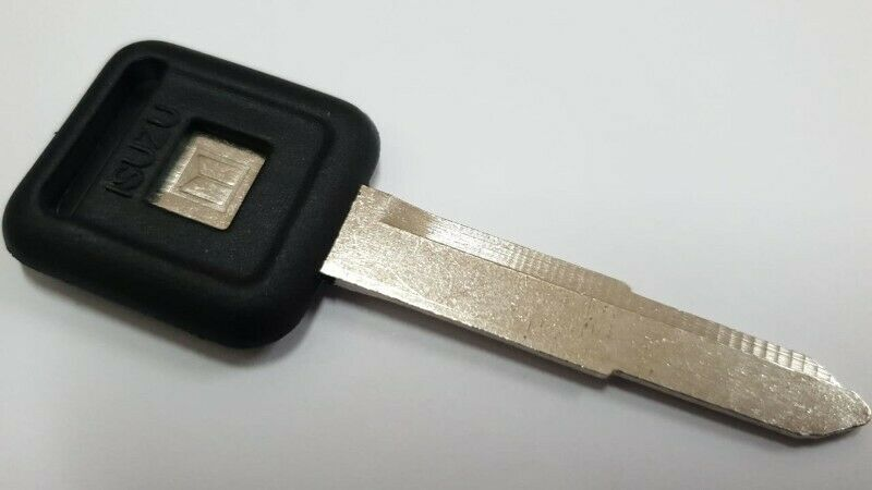 non transponder key isuzu