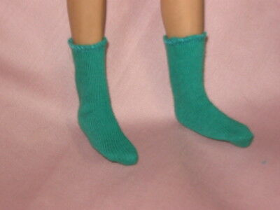or MARLEY WENTWORTH  /& JEM NEON GREEN  SOCKS MADE TO FIT VINTAGE KEN DOLL