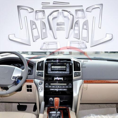 19* Motors Adorn Parts For Toyota Land Cruiser LC200 2008-2015 Mouldings Trim