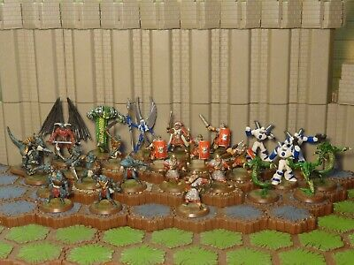 Omnicron Snipers Wave 1 Malliddon/'s Prophecy Heroscape Free Ship Available