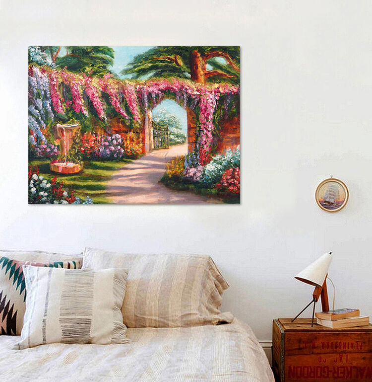 3D Immergrün Farbe Hof Blaume 9 Fototapeten Wandbild BildTapete AJSTORE DE Lemon