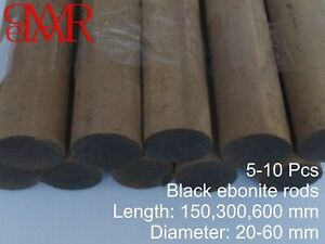 Manufacture building ebonite and hard rubber products